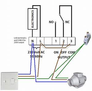 Danfoss Room Thermostat Wiring Diagram