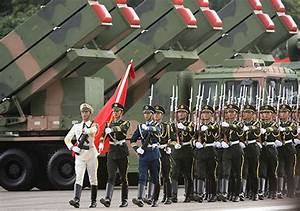 China Continues to Expand Missile Arsenal