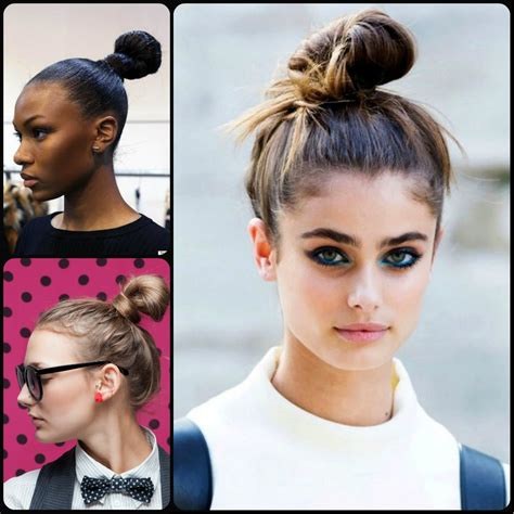 cool casual top knots hairstyles  hairstyles