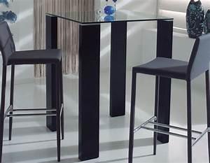 Table Haute Noire : javascript est d sactiv dans votre navigateur ~ Teatrodelosmanantiales.com Idées de Décoration
