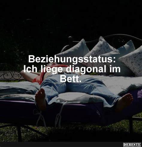 Liege Im Bett by Beziehungsstatus Lustige Bilder Spr 252 Che Witze Echt