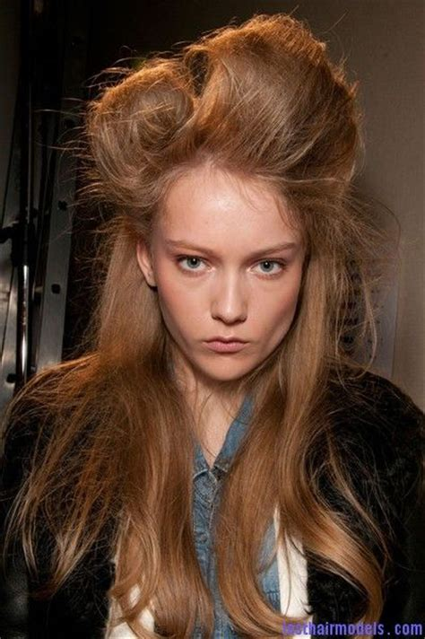 17 best ideas about poof hairstyles on pinterest hair