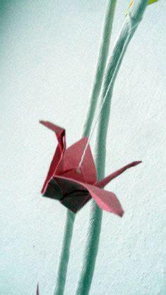 einfache origami figuren einfache deko mit str 228 uchern und origami figuren malwand