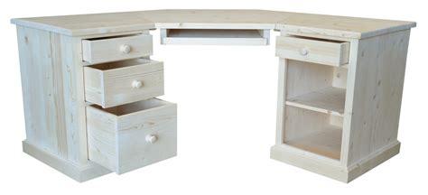 bureau d angle en bois massif bureau d angle en bois massif myqto com