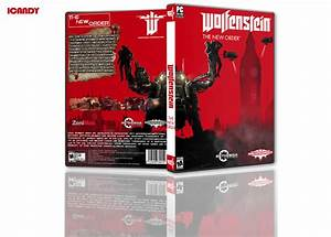 Wolfenstein: The New Order PC Box Art Cover by iCANDY