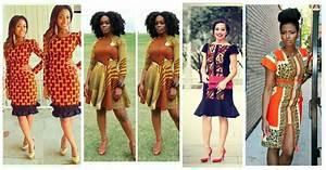 7 Amazing Ankara Short Gown Amillionstyles