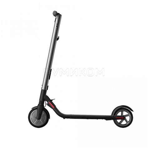 электросамокат xiaomi mi electric scooter black