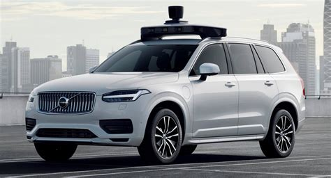 Uber And Volvo Unveil Production-ready, Fully Autonomous