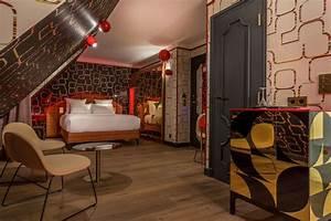 Idol Hotel Paris : music themed boutique hotels idol hotel ~ Melissatoandfro.com Idées de Décoration