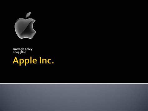 apple  powerpoint template rebocinfo