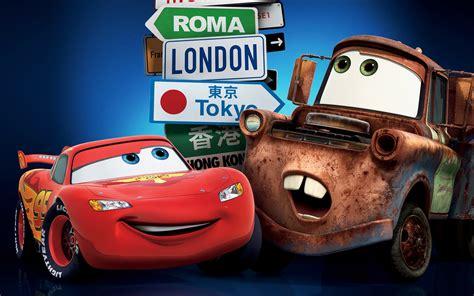 Cars Disney Pixar Cars 2 Full Hd Wallpaper Image For Ios 7