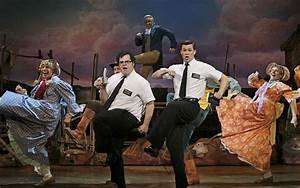 The Book of Mormon…a Musical   Indiana Oh Indiana