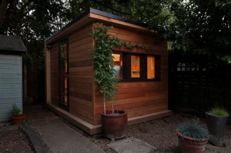 Backyard Offices by 10 Tranquil And Spectacular Garden Shed Offices