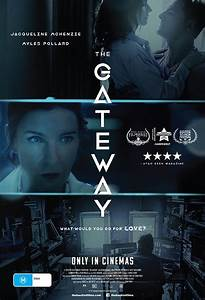 Movie poster for The Gateway - Flicks co nz