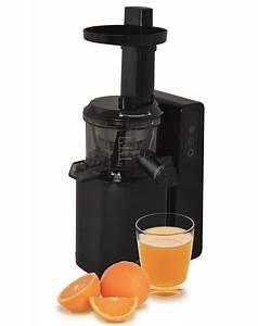 Extracteur De Jus Kitchen Cook : thomson lance un extracteur de jus compact et abordable ~ Melissatoandfro.com Idées de Décoration