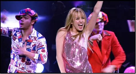 montana it s all right here live hd miley concert