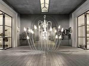 Lampadaire Design Ultra Moderniste Pour Le Salon