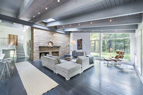 inspiring mid century house remodel  lincoln
