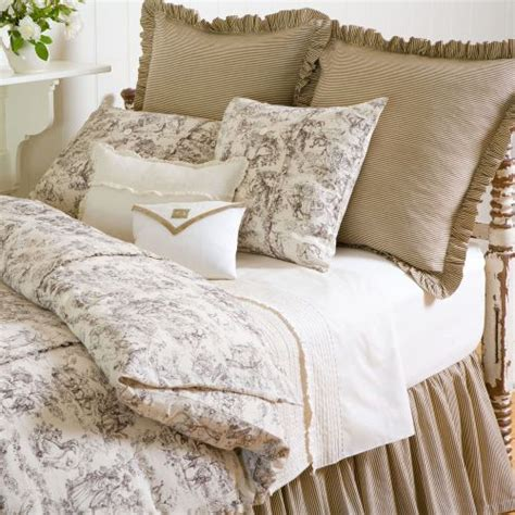 Toile Curtains And Bedding  Curtains & Blinds