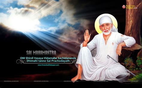 The 70 Best Images About Sai Baba Wallpapers On Pinterest