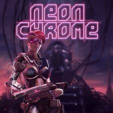 Neon Chrome on PS4