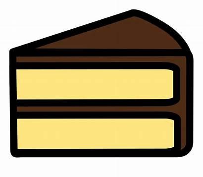 Slice Cake Clipart Clip Svg Onlinelabels Graphic