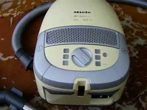 Miele S5310 Ecoline Vacuum Cleaner