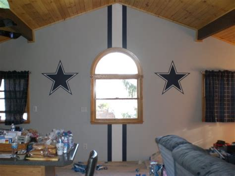 dallas cowboys room paint ideas 17 best images about dallas cowboys office room on