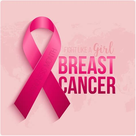 hot pink breast cancer ribbon breast cancer awareness