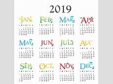 New Year 2019 Calendar, Happy New Year Calendars 2018
