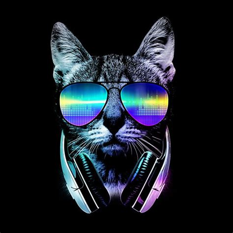 Cool Picture by Cool Shirt Teepublic In 2019 Wallpaper Cats Cat Stickers