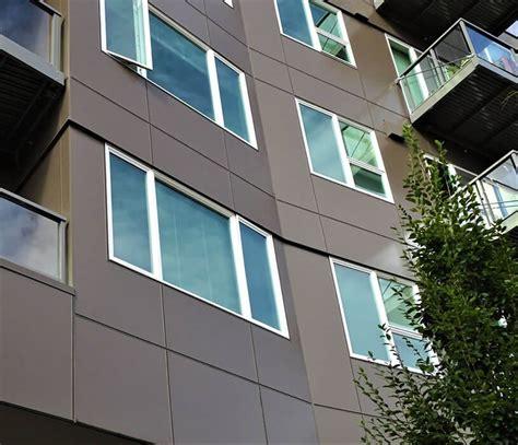 milehouse apartments project redmond wa featuring citadel metal composite architectural panels