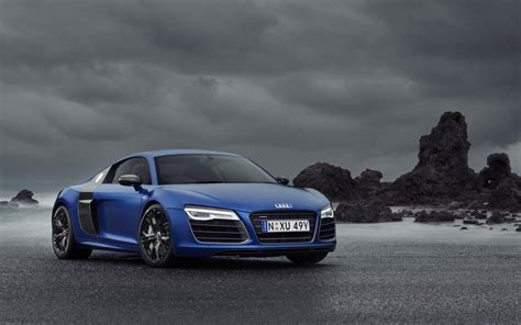 audi  wallpaper blue  car hd   awesome luxury cars