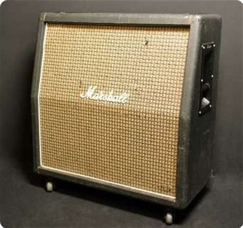 marshall  lead cabinet  black amp  sale jims
