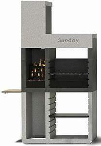 Barbecue En Pierre Mr Bricolage : barbecue en dur design ~ Dallasstarsshop.com Idées de Décoration