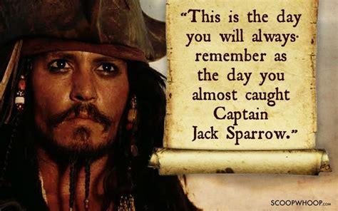 memorable quotes  captain jack sparrow
