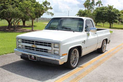 Chevrolet C 10 by 1987 Chevrolet C10 Silverado For Sale On Bat Auctions