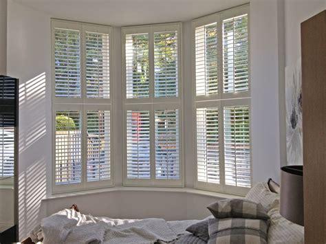 victorian bay window shutters  popular
