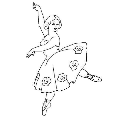 dessin de danseuse moderne jazz coloriage danseuse moderne a imprimer gratuit