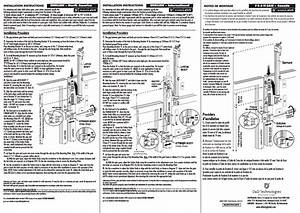 D U0026d Technologies Magnalatch Top Pull User Manual