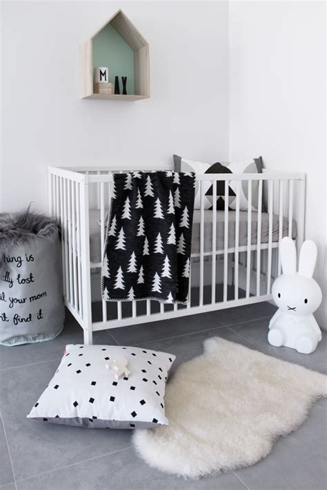 how to decorate a scandinavian inspired nursery petit