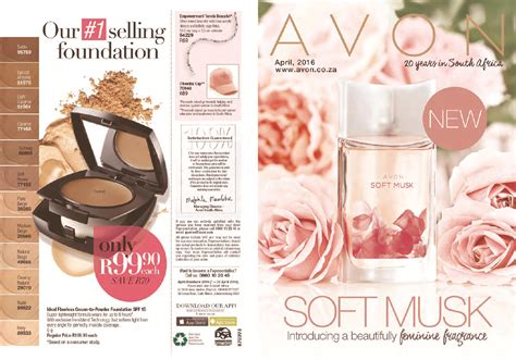 Avon South Africa April 2016 Brochure - iloveavon