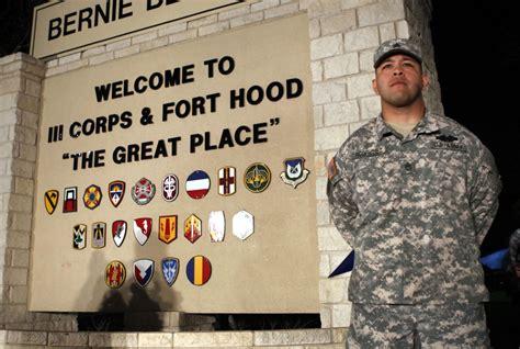 iraq war veteran kills    fort hood army base