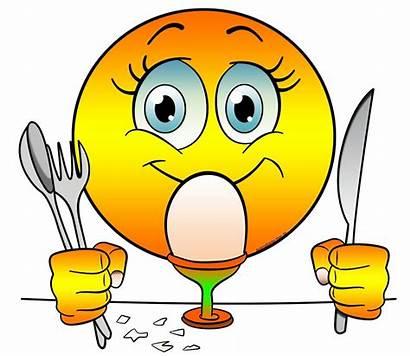 Smiley Clipart Emoji Guten Morgen Emojis Pranzo