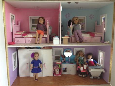 American Doll Living Room Plans by Americangirlfan Doll Storage