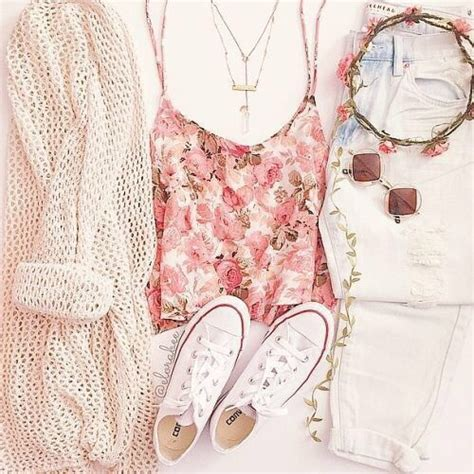 Beautiful Floral Spring Outfit Pictures Photos and Images for Facebook Tumblr Pinterest and ...