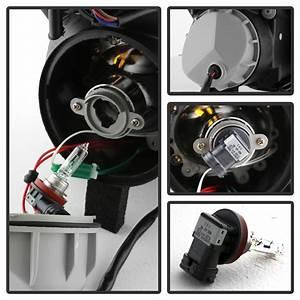 How To Install Headlight Bulb For Maxima