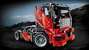 Lego Technic Camion : 42041 le camion de course wiki lego fandom powered by ~ Nature-et-papiers.com Idées de Décoration