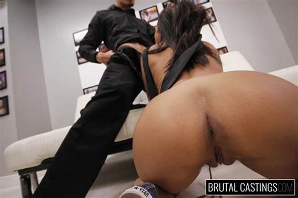 #Big #Tit #Latina #Drilled #Hard #During #Casting