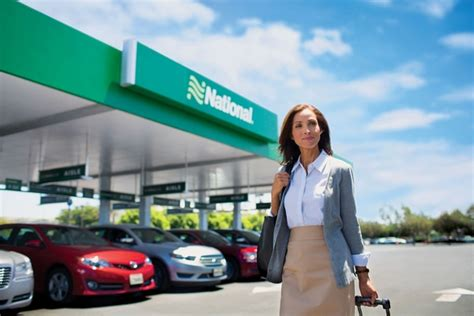 National Car Rental Adding Emerald Club Lounges To Popular